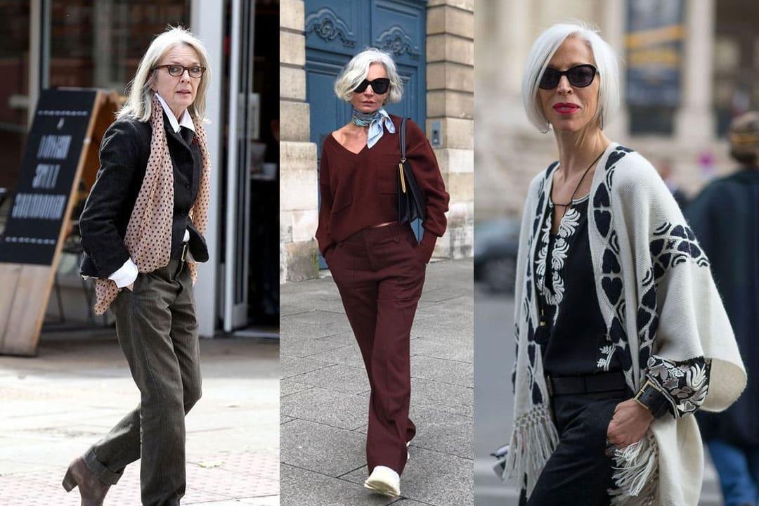 Comment s'habiller a plus de 60 ans ?